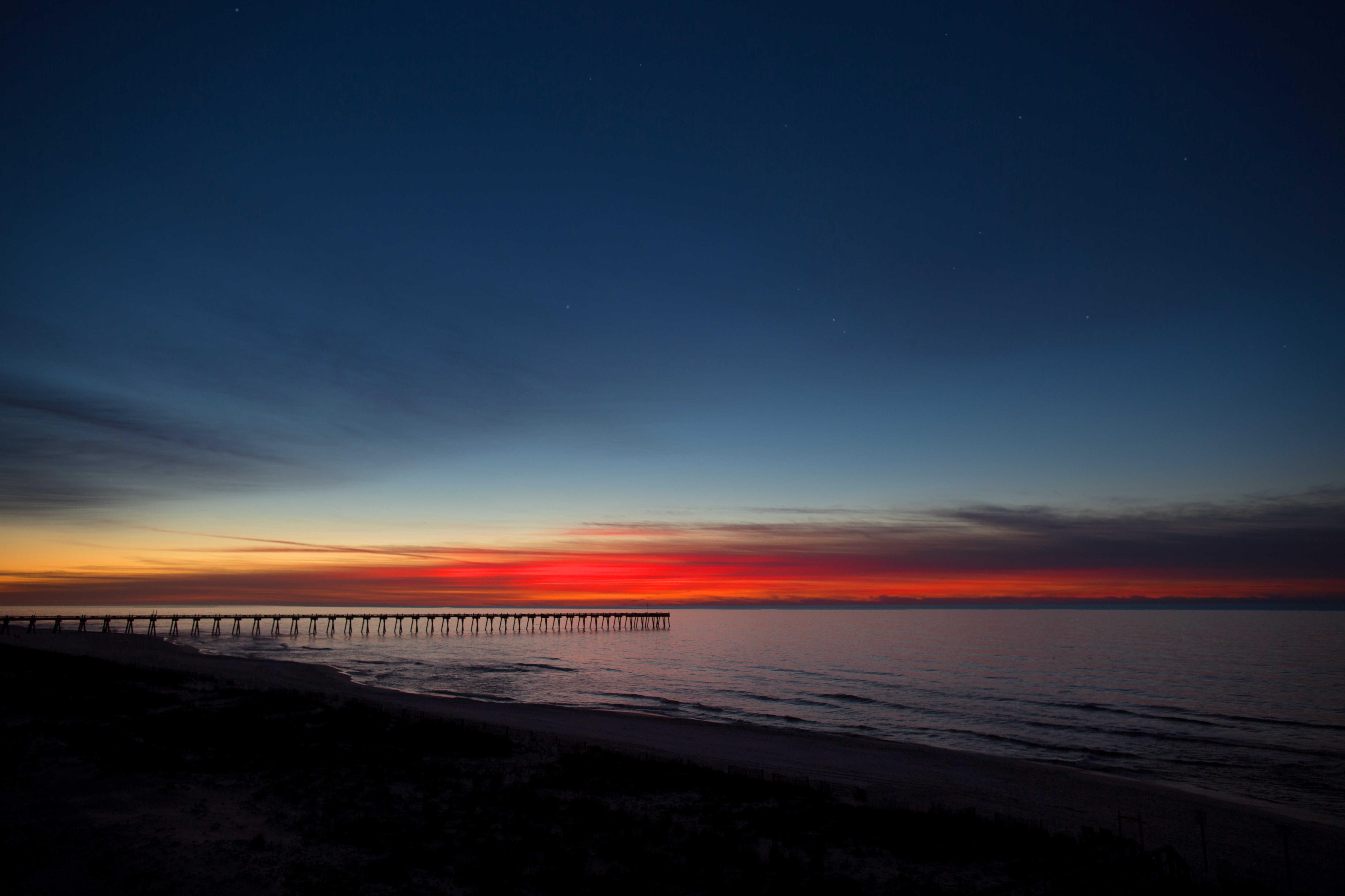 Panama City Beach Weather Sunrise