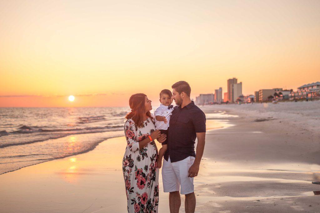 Carillon Beach Family Photographer