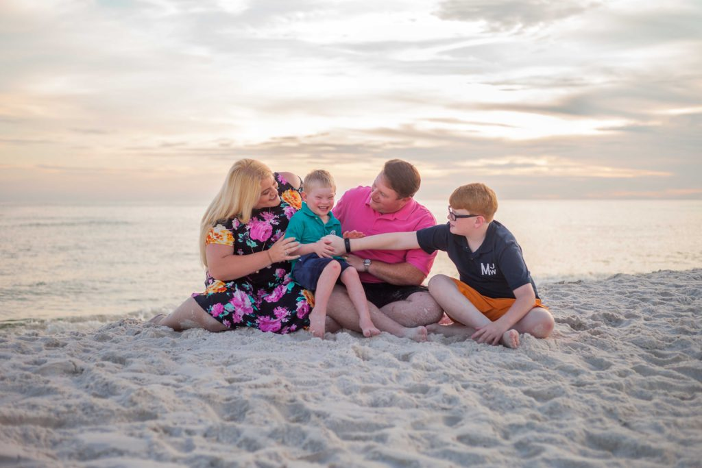 Family Beach Photography Panama City Beach