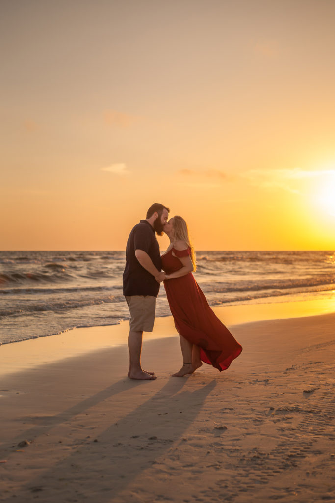 Panama City Beach Engagement Photography